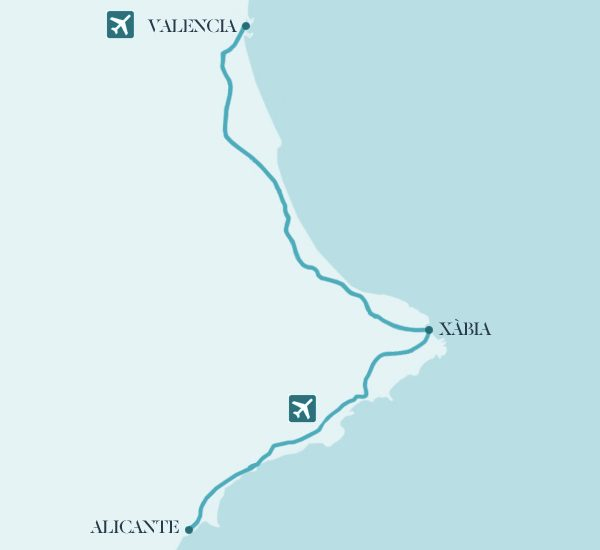 mapa-carretera